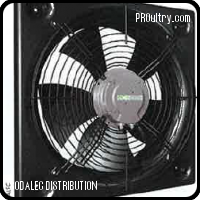 Ecowind - saving fans