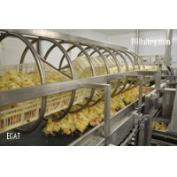 Automated Chick Waste Separator and Tipping Unit - ECAT