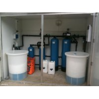 The installation of your station of pulverization water filtration