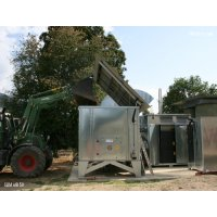 Hay Dryers with Biomass Heater