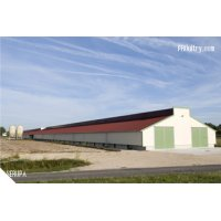 Poultry rearing units - Serupa