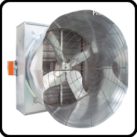 Cone fan EC52 with Munters Drive