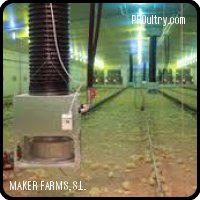 MAKER FARMS - CUBO Heat Mixer